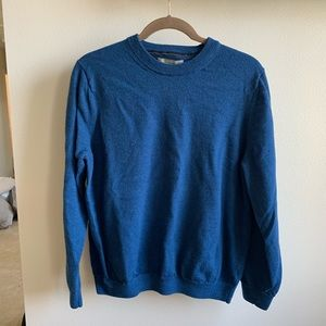 Blue/turquoise sweater - women's